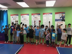Table Tennis Classes at Fremont Table Tennis Academy