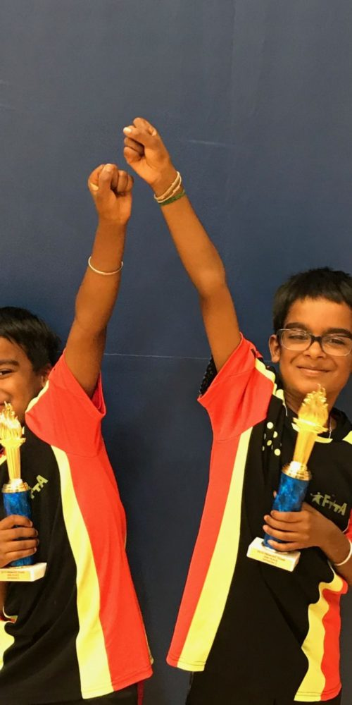 Fremont Table Tennis Academy Reopening with Upcoming Kids