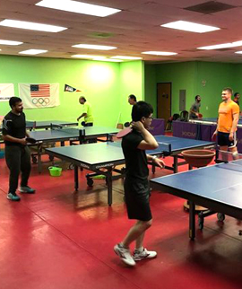 Fremont Table Tennis Academy Hours and Fees