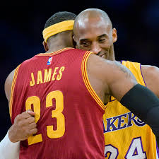 Lebron James and Kobe Bryant have helped make basketball the most played sport in the world.