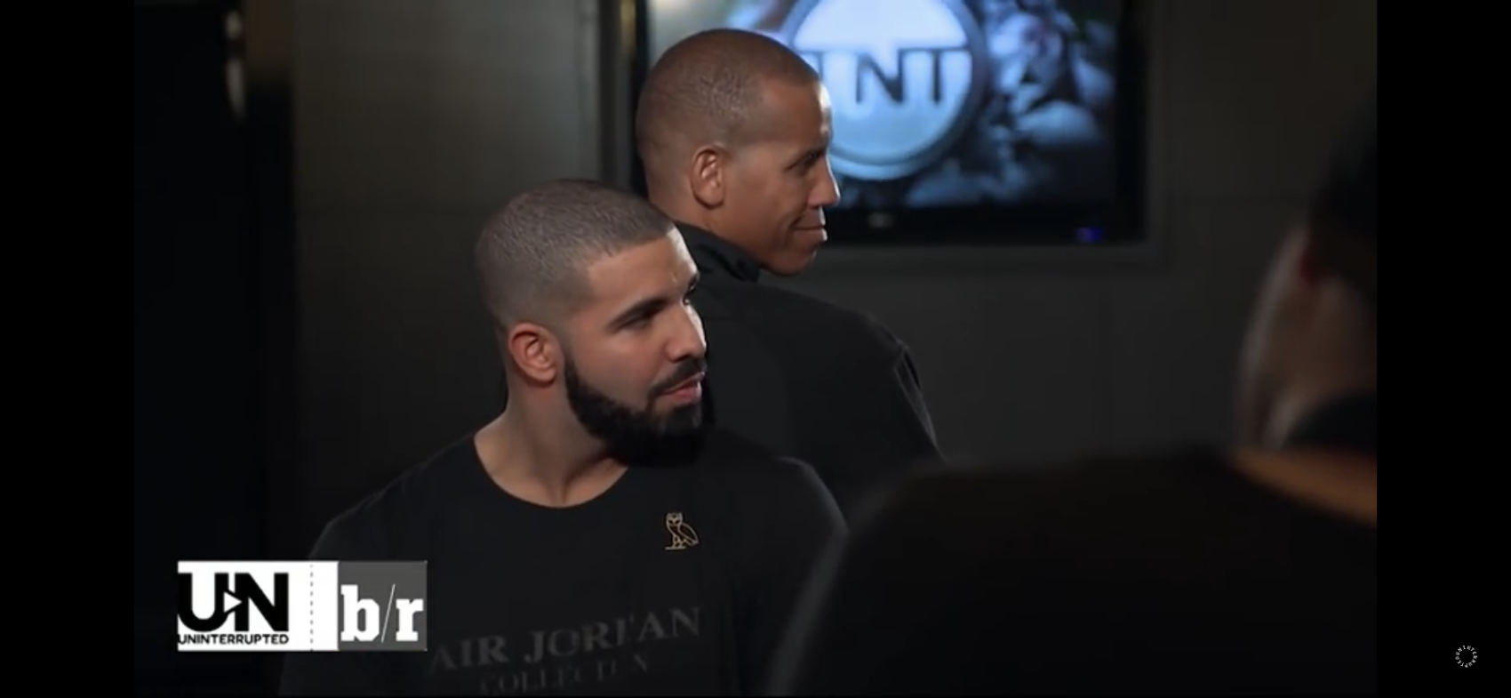 Reggie Miller and Drake Ping Pong Match
