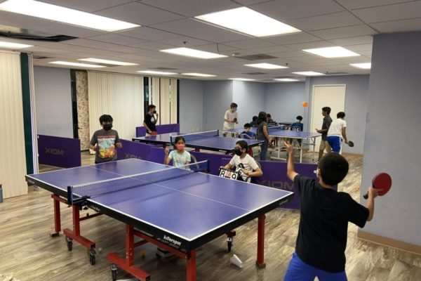 FTTA Tri-Valley Branch in San Ramon serves the table-tennis players in the nearby areas of San Ramon, Dublin, Pleasanton, and Danville.