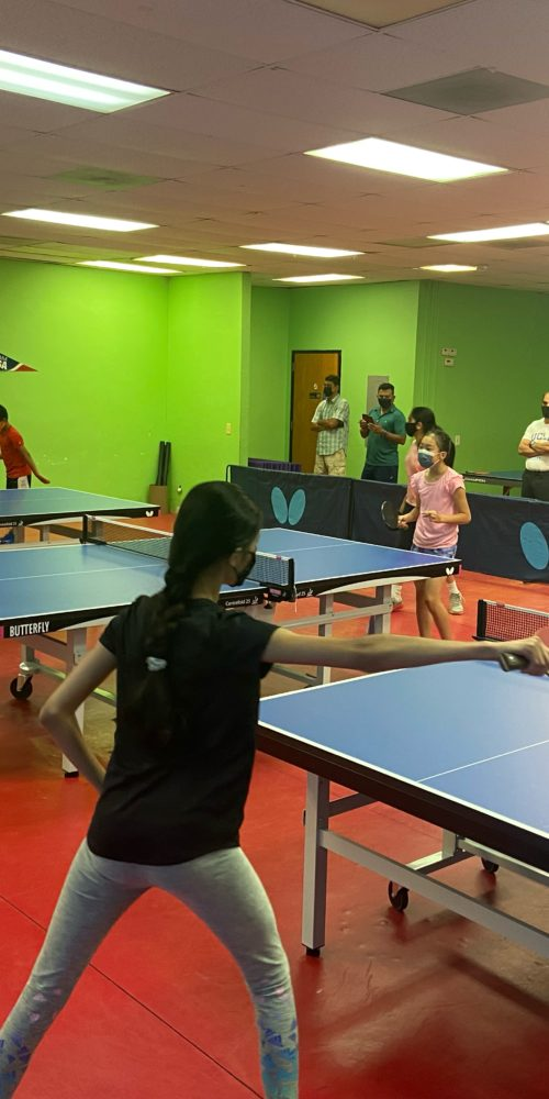 2021 Fremont Butterfly July Open Table Tennis Tournament