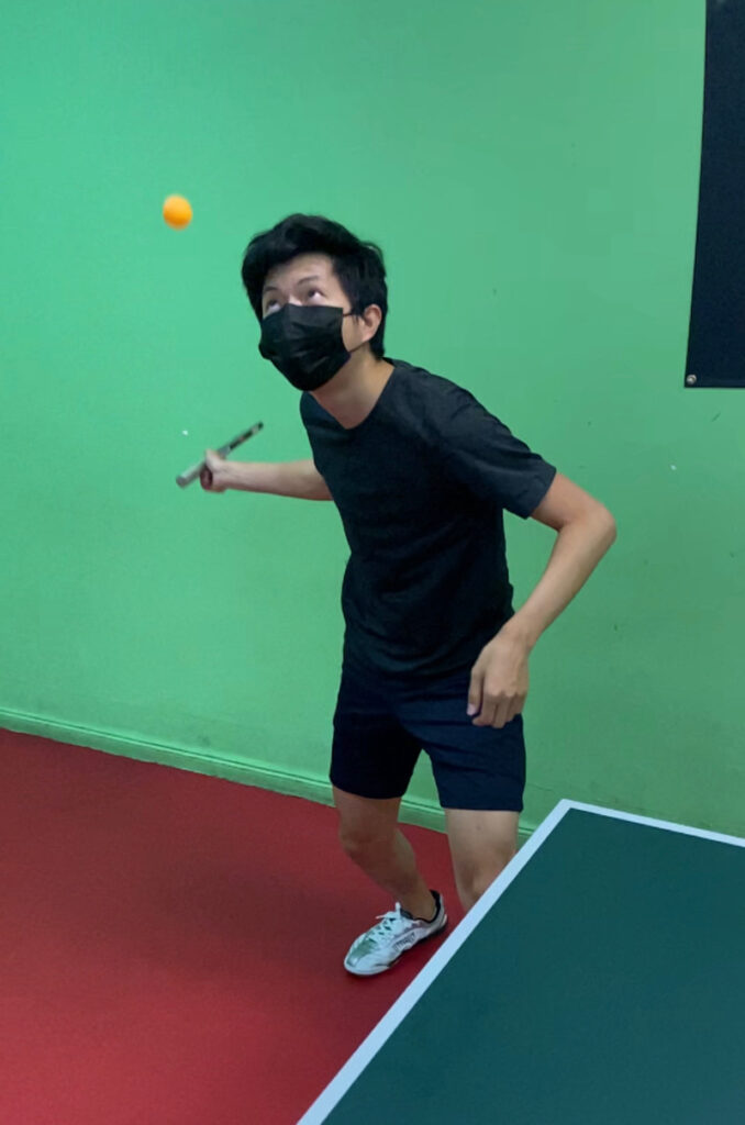 Adults Table Tennis Class