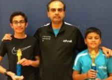 Dedicated tri valley students Tanish and Sahith teamed up to win 2nd at the 2019 Fremont Teams!