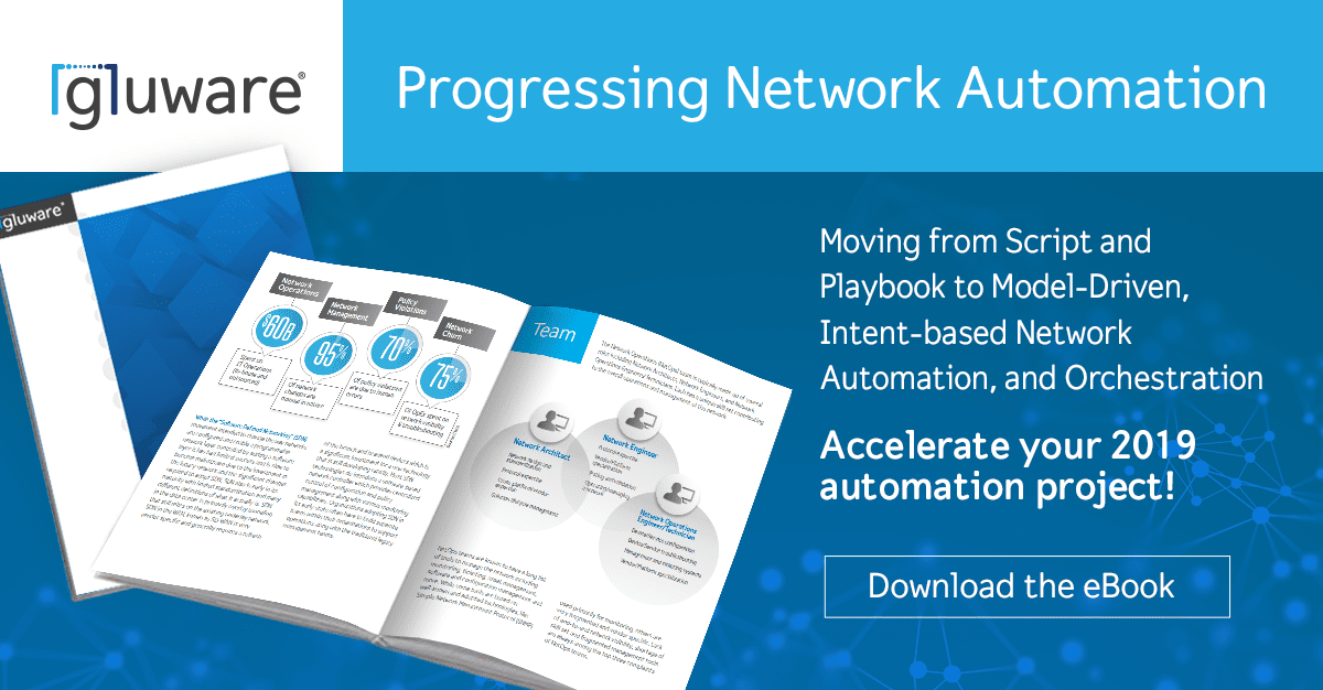 Progressing Network Automation eBook